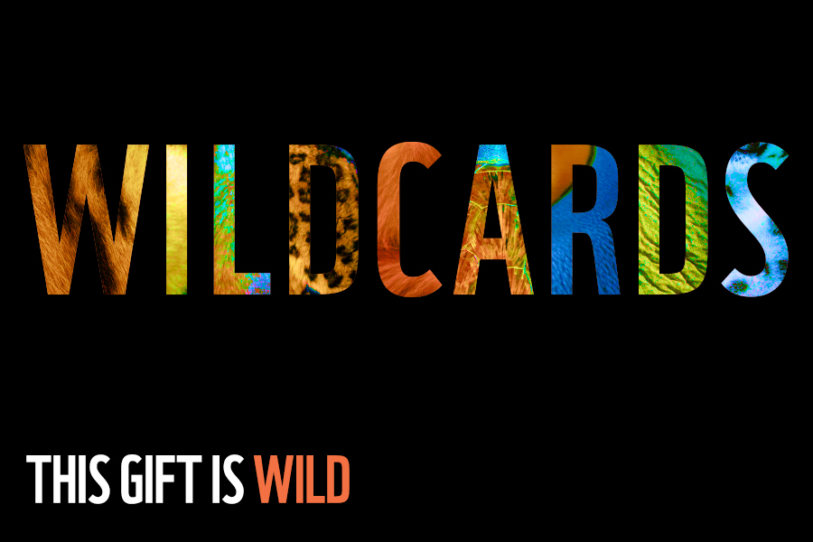 WWF Wildcards - Send an eCard today